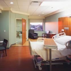 Arlington Memorial Patient Room