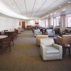 Arlington Memorial Waiting Room
